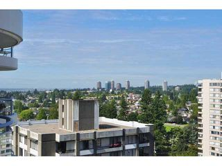 "Photo 2: # 1702 739 PRINCESS ST in New Westminster: Uptown NW Condo for sale in ""BERKLEY PLACE"" : MLS®# V967461"