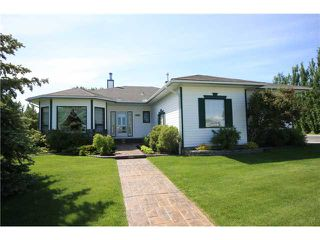 Photo 1: 1326 Riverside Drive NW in High River: Vista Mirage Residential Detached Single Family for sale : MLS®# C3527420