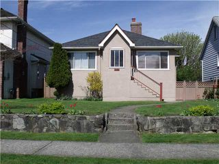 Photo 1: 1425 DUBLIN Street in New Westminster: West End NW House for sale : MLS®# V1001551