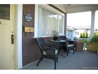 Photo 2: 1153 Lyall St in VICTORIA: Es Saxe Point Single Family Detached for sale (Esquimalt)  : MLS®# 662849