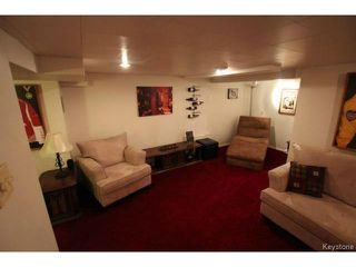 Photo 14: 216 Rutland Street in WINNIPEG: St James Residential for sale (West Winnipeg)  : MLS®# 1414398