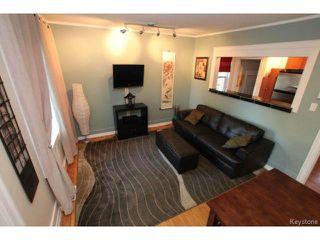 Photo 4: 216 Rutland Street in WINNIPEG: St James Residential for sale (West Winnipeg)  : MLS®# 1414398