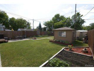 Photo 20: 216 Rutland Street in WINNIPEG: St James Residential for sale (West Winnipeg)  : MLS®# 1414398