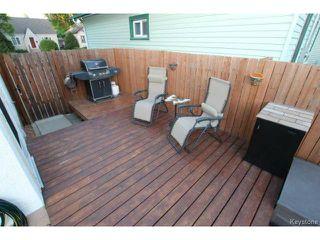 Photo 18: 216 Rutland Street in WINNIPEG: St James Residential for sale (West Winnipeg)  : MLS®# 1414398