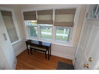 Photo 12: 216 Rutland Street in WINNIPEG: St James Residential for sale (West Winnipeg)  : MLS®# 1414398