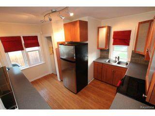 Photo 6: 216 Rutland Street in WINNIPEG: St James Residential for sale (West Winnipeg)  : MLS®# 1414398