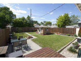 Photo 19: 216 Rutland Street in WINNIPEG: St James Residential for sale (West Winnipeg)  : MLS®# 1414398