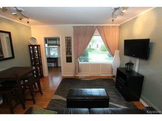 Photo 3: 216 Rutland Street in WINNIPEG: St James Residential for sale (West Winnipeg)  : MLS®# 1414398
