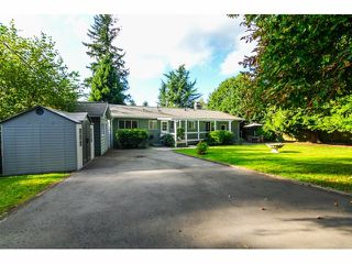 "Photo 18: 9263 SMITH Place in Langley: Fort Langley House for sale in ""Fort Langley"" : MLS®# F1424390"