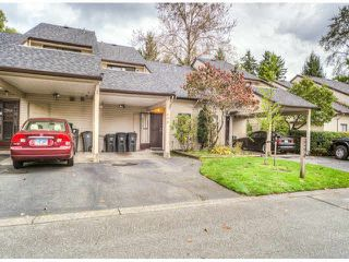 "Photo 1: 805 9274 122ND Street in Surrey: Queen Mary Park Surrey Townhouse for sale in ""WHISPERING CEDARS"" : MLS®# F1425476"