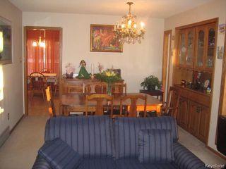 Photo 4: 54 Chornick Drive in WINNIPEG: North Kildonan Residential for sale (North East Winnipeg)  : MLS®# 1500741