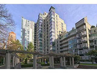 "Main Photo: B1105 1331 HOMER Street in Vancouver: Yaletown Condo for sale in ""PACIFIC POINT"" (Vancouver West)  : MLS®# V1100721"