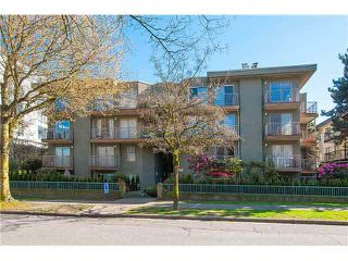 "Photo 1: 422 1820 W 3RD Avenue in Vancouver: Kitsilano Condo for sale in ""MONTEREY"" (Vancouver West)  : MLS®# V1118021"