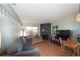 "Photo 4: 422 1820 W 3RD Avenue in Vancouver: Kitsilano Condo for sale in ""MONTEREY"" (Vancouver West)  : MLS®# V1118021"