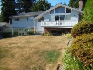 "Photo 1: 858 CLEMENTS Avenue in North Vancouver: Canyon Heights NV House for sale in ""ANYON HEIGHTS"" : MLS®# V1134933"