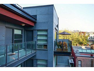 "Photo 18: 505 12 WATER Street in Vancouver: Downtown VW Condo for sale in ""GARAGE"" (Vancouver West)  : MLS®# V1141665"