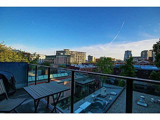 "Photo 17: 505 12 WATER Street in Vancouver: Downtown VW Condo for sale in ""GARAGE"" (Vancouver West)  : MLS®# V1141665"