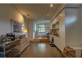 "Photo 1: 505 12 WATER Street in Vancouver: Downtown VW Condo for sale in ""GARAGE"" (Vancouver West)  : MLS®# V1141665"
