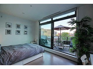 "Photo 14: 505 12 WATER Street in Vancouver: Downtown VW Condo for sale in ""GARAGE"" (Vancouver West)  : MLS®# V1141665"