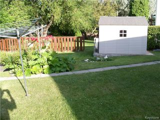 Photo 16: 32 Crocus Bay in DAUPHIN: Manitoba Other Residential for sale : MLS®# 1602297