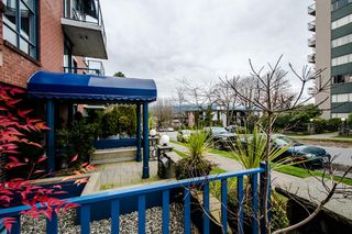 "Photo 42: 102 1725 BALSAM Street in Vancouver: Kitsilano Condo for sale in ""BALSAM HOUSE"" (Vancouver West)  : MLS®# R2031325"