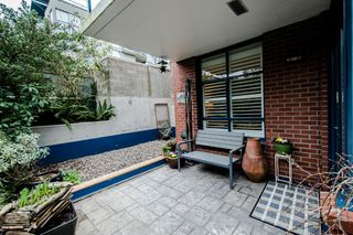 "Photo 38: 102 1725 BALSAM Street in Vancouver: Kitsilano Condo for sale in ""BALSAM HOUSE"" (Vancouver West)  : MLS®# R2031325"