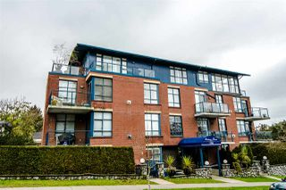 "Photo 2: 102 1725 BALSAM Street in Vancouver: Kitsilano Condo for sale in ""BALSAM HOUSE"" (Vancouver West)  : MLS®# R2031325"