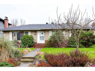 Main Photo: 4364 PINEWOOD Crescent in Burnaby: Garden Village House for sale (Burnaby South)  : MLS®# R2034938