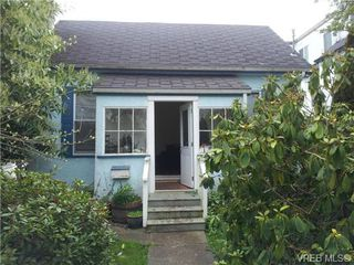 Photo 2: 131 Ladysmith Street in VICTORIA: Vi James Bay Single Family Detached for sale (Victoria)  : MLS®# 362431