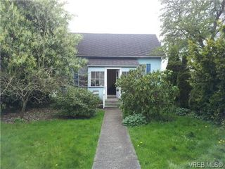 Photo 1: 131 Ladysmith Street in VICTORIA: Vi James Bay Single Family Detached for sale (Victoria)  : MLS®# 362431
