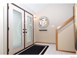Photo 2: 11 EVERETTE Place in West St Paul: West Kildonan / Garden City Residential for sale (North West Winnipeg)  : MLS®# 1614570