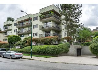 "Photo 1: 105 334 E 5TH Avenue in Vancouver: Mount Pleasant VE Condo for sale in ""VIEW POINTE"" (Vancouver East)  : MLS®# R2087437"