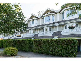 "Photo 1: 6 22000 SHARPE Avenue in Richmond: Hamilton RI Townhouse for sale in ""RICHMOND MEWS"" : MLS®# R2094428"