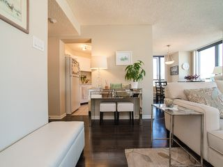 "Photo 3: 802 1265 BARCLAY Street in Vancouver: West End VW Condo for sale in ""1265 Barclay"" (Vancouver West)  : MLS®# R2110144"