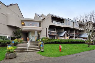 "Photo 1: 412 5 K DE K Court in New Westminster: Quay Condo for sale in ""QUAYSIDE TERRACE"" : MLS®# R2140856"