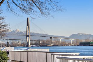 "Photo 19: 412 5 K DE K Court in New Westminster: Quay Condo for sale in ""QUAYSIDE TERRACE"" : MLS®# R2140856"