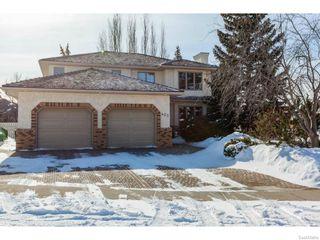 Photo 1: 403 Braeside Bay in Saskatoon: Briarwood Single Family Dwelling for sale (Saskatoon Area 01)  : MLS®# 600702