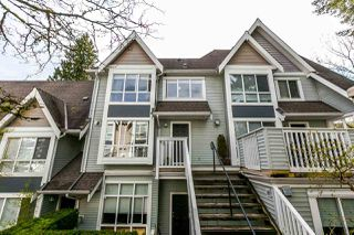 "Photo 1: 5 995 LYNN VALLEY Road in North Vancouver: Lynn Valley Townhouse for sale in ""RIVER ROCK"" : MLS®# R2156356"