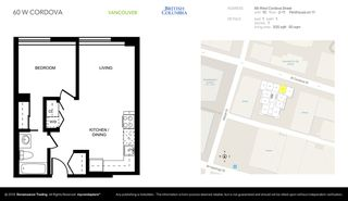 "Photo 17: 510 66 W CORDOVA Street in Vancouver: Downtown VW Condo for sale in ""66 W CORDOVA"" (Vancouver West)  : MLS®# R2178972"
