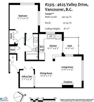 "Photo 18: 2315 4625 VALLEY Drive in Vancouver: Quilchena Condo for sale in ""ALEXANDRA HOUSE"" (Vancouver West)  : MLS®# R2202722"