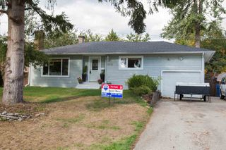 Main Photo: 21973 CLIFF Avenue in Maple Ridge: West Central House for sale : MLS®# R2205788