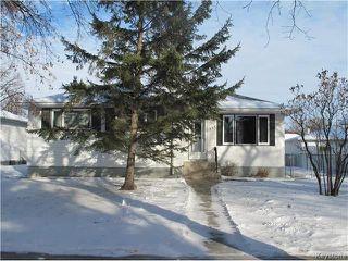 Main Photo:  in Winnipeg: East Kildonan Residential for sale (3D)  : MLS®# 1800779