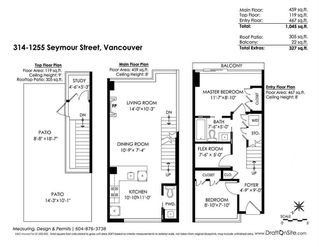 Photo 20: 314 1255 SEYMOUR Street in Vancouver: Downtown VW Condo for sale (Vancouver West)  : MLS®# R2236517