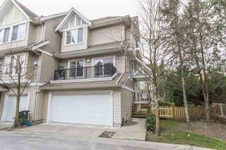 "Photo 1: 37 19141 124 Avenue in Pitt Meadows: Mid Meadows Townhouse for sale in ""Meadowview Estates"" : MLS®# R2248645"