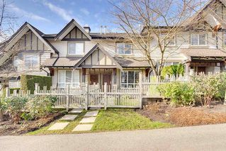 "Photo 1: 106 2200 PANORAMA Drive in Port Moody: Heritage Woods PM Townhouse for sale in ""QUEST"" : MLS®# R2248826"