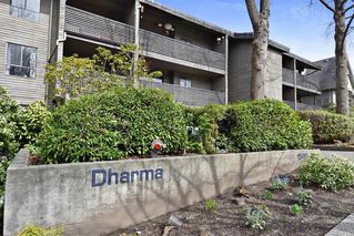 "Photo 1: 204 1549 KITCHENER Street in Vancouver: Grandview VE Condo for sale in ""Dharma Digs"" (Vancouver East)  : MLS®# R2251865"