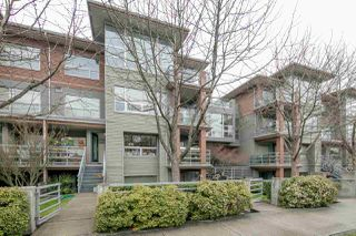 "Photo 15: 306 3161 W 4TH Avenue in Vancouver: Kitsilano Condo for sale in ""Bridgewater"" (Vancouver West)  : MLS®# R2252176"