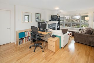 "Photo 3: 306 3161 W 4TH Avenue in Vancouver: Kitsilano Condo for sale in ""Bridgewater"" (Vancouver West)  : MLS®# R2252176"