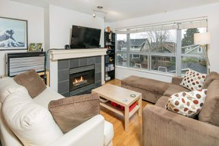 "Photo 1: 306 3161 W 4TH Avenue in Vancouver: Kitsilano Condo for sale in ""Bridgewater"" (Vancouver West)  : MLS®# R2252176"