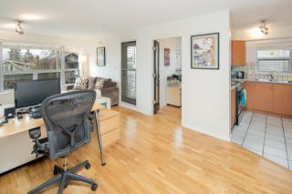 "Photo 6: 306 3161 W 4TH Avenue in Vancouver: Kitsilano Condo for sale in ""Bridgewater"" (Vancouver West)  : MLS®# R2252176"